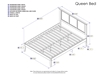 Madison Headboard - Espresso - AR2868X1