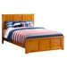 Madison Traditional Bed with Matching Footboard - Caramel Latte - AR86X6037