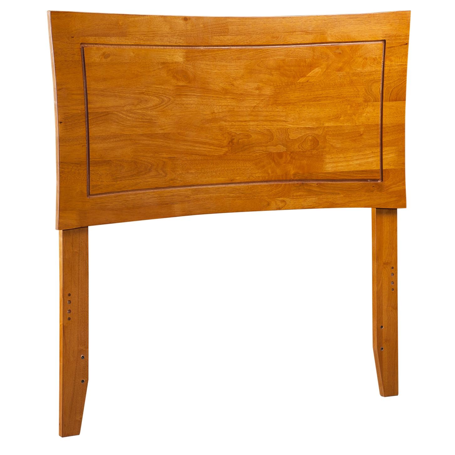 Atlantic Furniture 42.75 in Twin Headboard in Espresso Finish