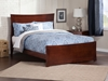 Metro Traditional Bed with Matching Footboard - Antique Walnut - AR90X6034