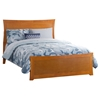 Metro Traditional Bed with Matching Footboard - Caramel Latte Metro Traditional Bed with Matching Footboard - Caramel Latte