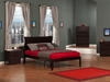 Metro Traditional Bed with Open Footrails - Espresso - AR90X1031
