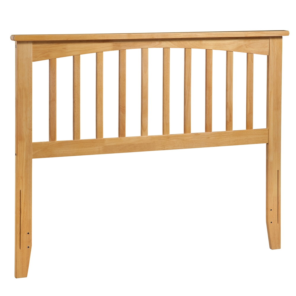 Mission Headboard Natural