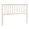 Mission Headboard - White - AR2878X2