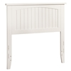 Nantucket Headboard - White Nantucket Headboard - White