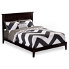 Nantucket Traditional Bed with Open Footrails - Espresso Nantucket Traditional Bed with Open Footrails - Espresso