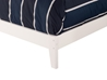 Nantucket Traditional Bed with Open Footrails - White - AR82X1032