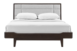 Oasis Platform Bed ECO014 oasis, platform, bed, greenington, modern, mid, century, bedroom, wood, solid, bamboo