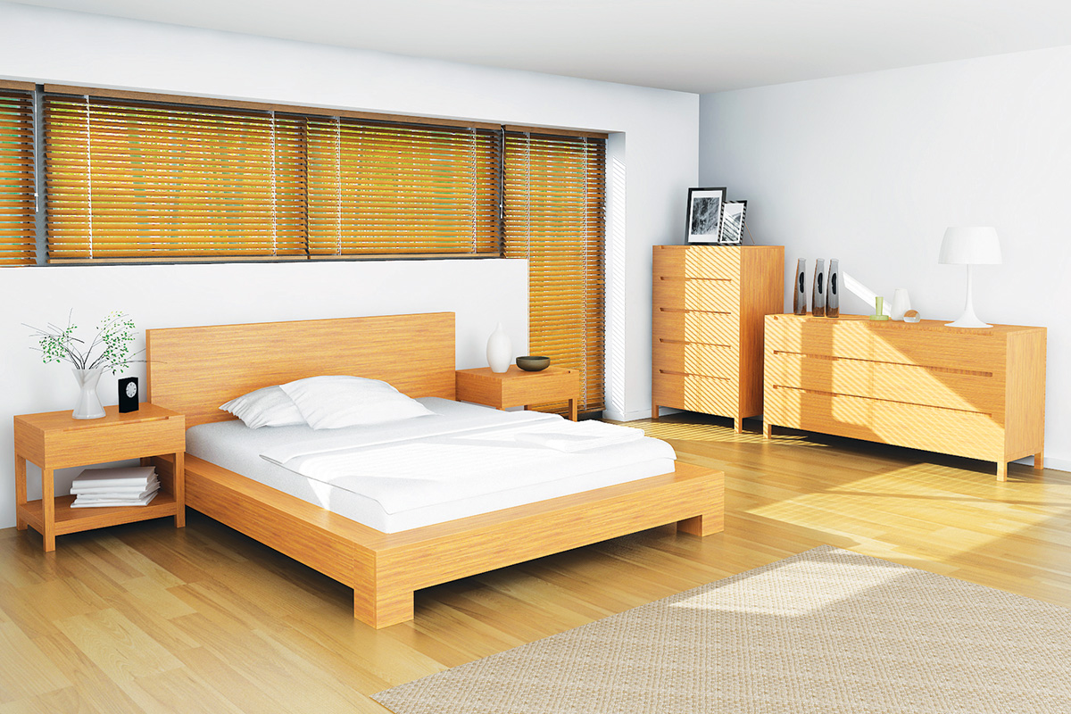 The Philosophy of a Modern Bedroom - Platform Beds Online Blog