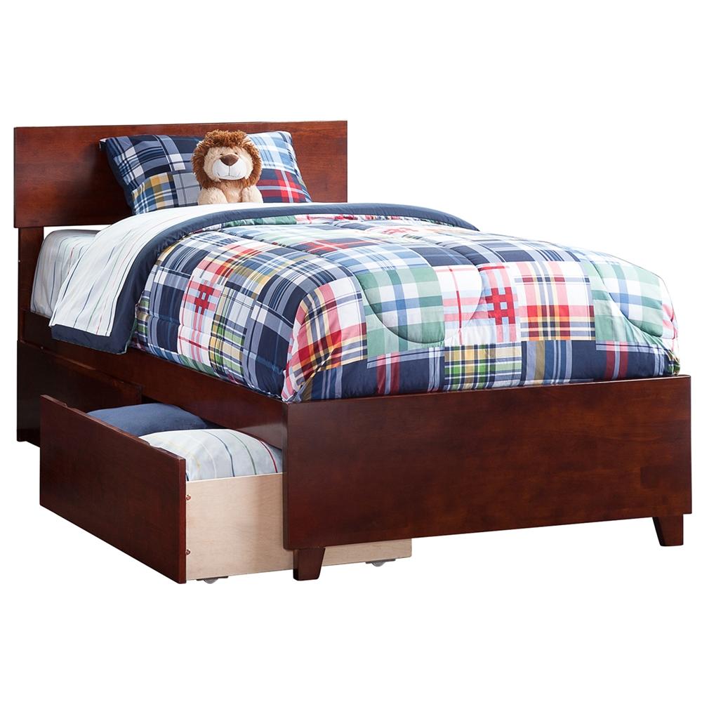 Orlando Platform Bed Twin Xl