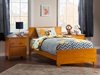 Orlando Traditional Bed with Matching Footboard - Caramel Latte - AR81X6037