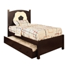 Pele Storage Platform Bed To all those little aspiring soccer players out there, the Pele Platform Bed may be their dream come true!