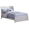 Portland Traditional Bed with Matching Footboard - White - AR89X6032