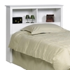 Prepac Bookcase Headboard - White - WSH-4543