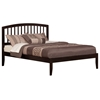 Richmond Platform Bed with Open Footrails - Espresso Richmond Platform Bed with Open Footrails - Espresso