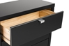 Series 9 6-Drawer Dresser - Black BDBR-0560-1 - BDBR-0560-1