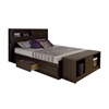 Series 9 Storage Platform Bed - Espresso Series 9 Storage Platform Bed - Espresso
