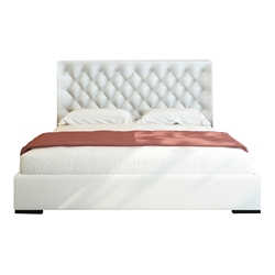 Society Platform Bed HL-SOC-WHT-BD Society Platform Bed HL-SOC-WHT-BD