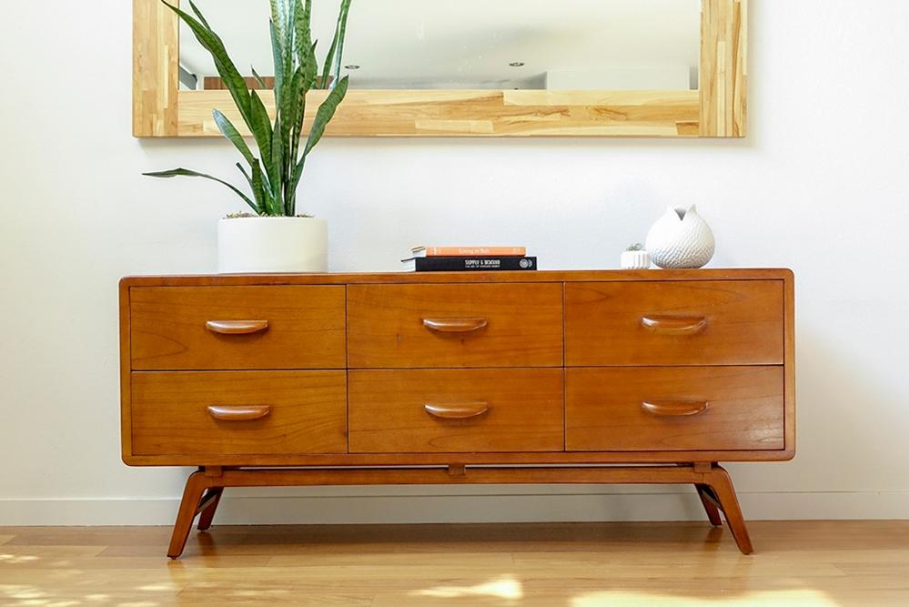 ... Tango Solid Wood 6 Drawer Dresser   HL TAN MI CL  ...