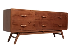 Tango Solid Wood 6-Drawer Dresser