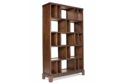 Tropical Mahogany Bookcase