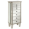 Wayton Jewelry Armoire Reflectively attractive, our Wayton Jewelry Armoire adds a great splash of style to your bedroom.