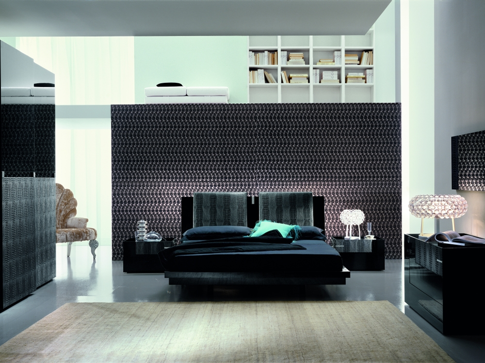 The Luxe Modern Platform Bed