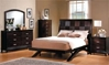 Checkerboard Modern Platform Bed - PBO82
