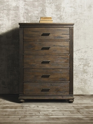 City 5-Drawer Chest