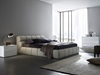 Nuvola Leather Platform Bed - PBO-T411602345A03