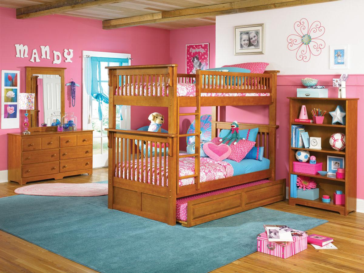 Colorado Boys Twin Twin Bunk Bed