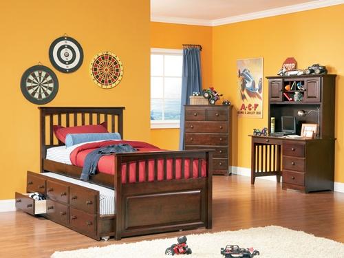 Bungalow Mates Bed
