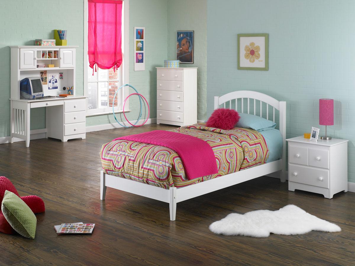 Windsor Platform Bed Girls
