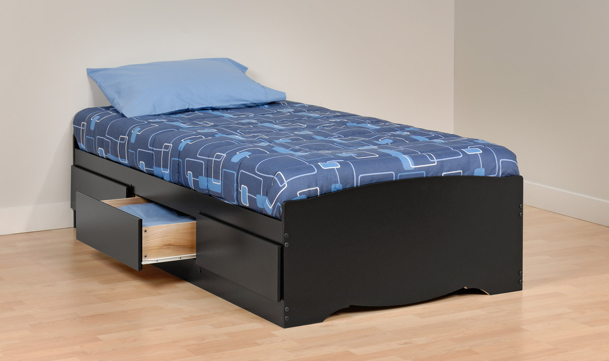 Augusta Kids Storage Platform Bed Platform Beds Online