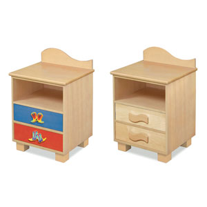 The Deputy Nightstand Your little boy will be the head Deputy in no time with The Deputy Nightstand