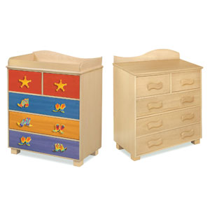 The Deputy Dresser Your little boy will be the head Deputy in no time with our Deputy Dresser.