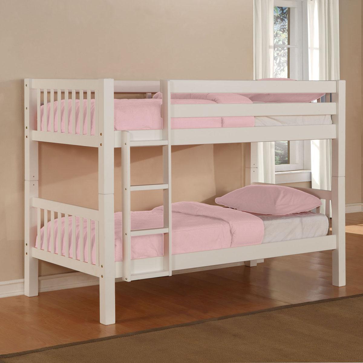 Helen Girl s Twin Twin Bunk Bed