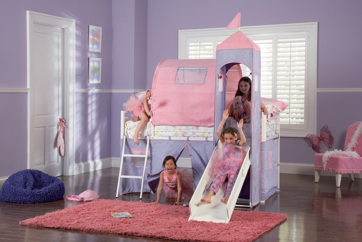 Princess Madeleine Tent Bunk Bed
