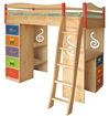 Leaping Lizards Loft Bed - KBL9501