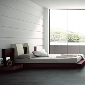 Floating Platform Bed - PBO-T2666BBD53206