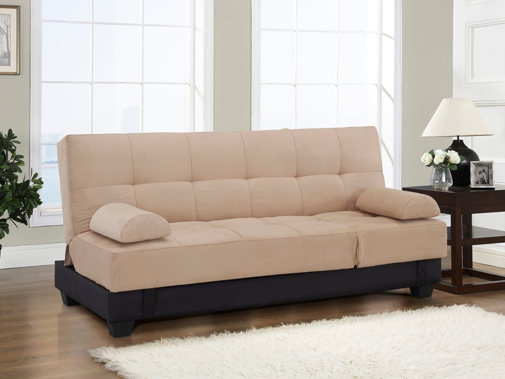 Harvard convertible sofa bed schvds3m2kh for Sofa convertible 2 places