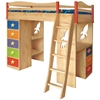 Space Cadet Boys Loft Bed - KBL95022