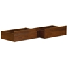 Flat Panel Storage Drawers (set of 2) - PBO34