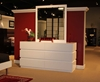 Deco Platform Bed with Nightstands Included - PBO296