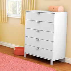Gordon 5-Drawer Chest Bedroom Storage Drawer