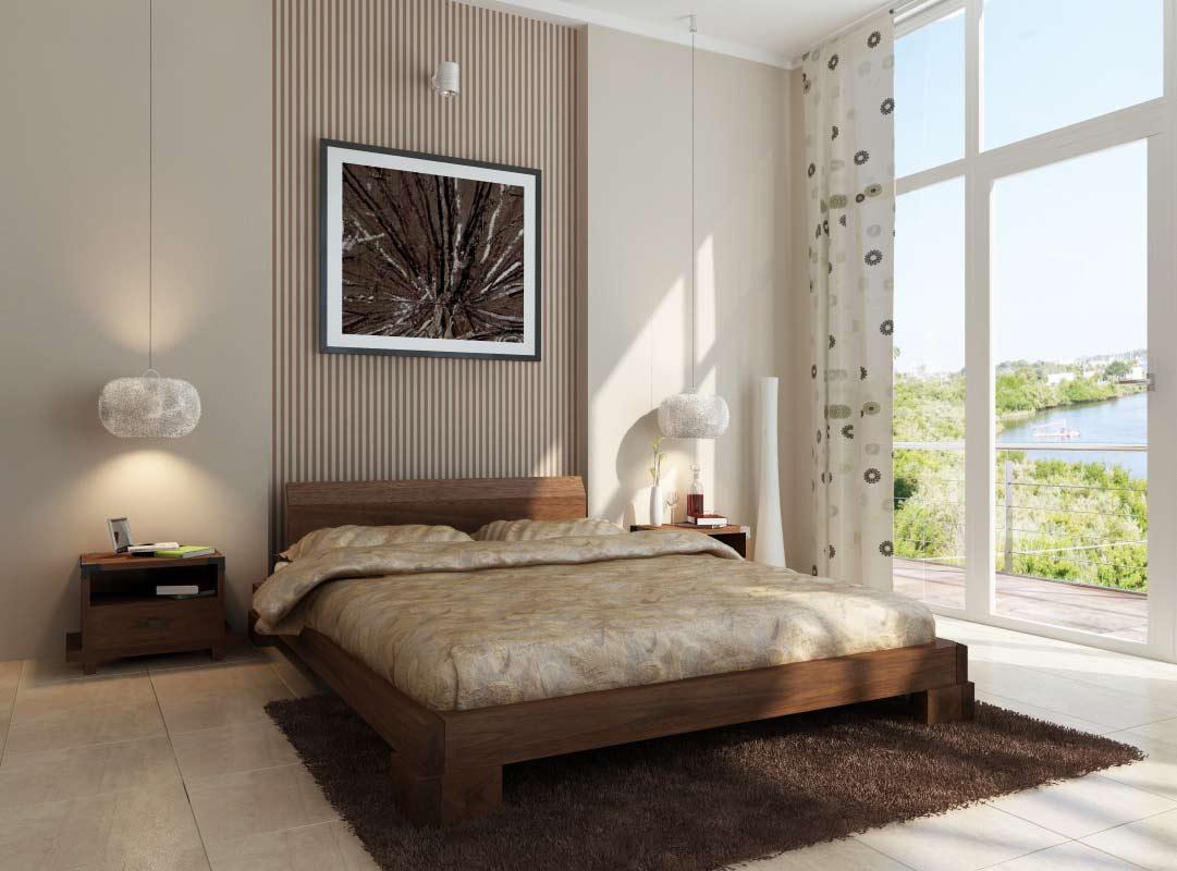 Kobe Platform Bed Set