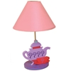 Tea Party Lamp Your little girl will have a great tea party in no time with our Tea Party Lamp.