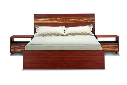Goa Bamboo Platform Bed