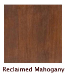 Wood Sample - Mahogany Wood Sample - Mahogany