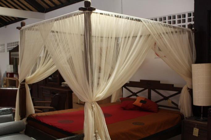 Genial ... Lotus Canopy Platform Bed   PBO23 ...